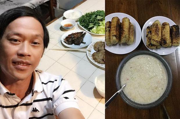Hoài Linh và Quyền Linh chính là 2 nhân vật ăn uống giản dị nhất showbiz Việt, bữa cơm nào cũng toàn đạm bạc với cá mắm - Ảnh 1.
