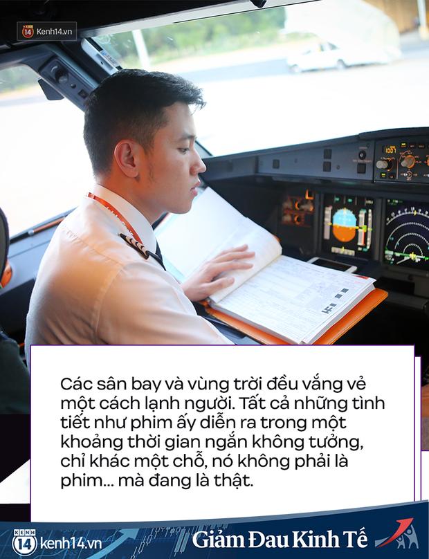 Cơ trưởng Quang Đạt: 9 năm làm việc, lần đầu nghe đến những từ như dừng bay, nghỉ không lương, chấm dứt hợp đồng - Ảnh 3.