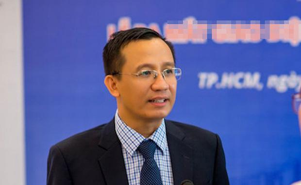 Hiện trường chung cư nơi Tiến sĩ Bùi Quang Tín rơi lầu tử vong có gì? - Ảnh 1.