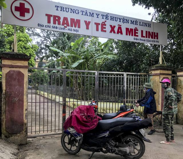 Cận cảnh thôn Hạ Lôi nơi bệnh nhân 243 mắc COVID-19 sinh sống ngày đầu cách ly  - Ảnh 14.