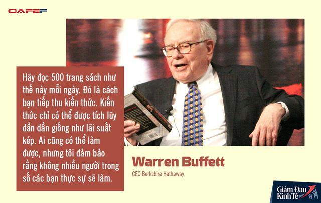 Thử sống như Warren Buffett trong 24h, tôi đã hiểu tại sao tỷ phú này lại thành công: Giàu hay không chưa biết, nhưng tinh thần sảng khoái thì làm gì cũng nên - Ảnh 2.