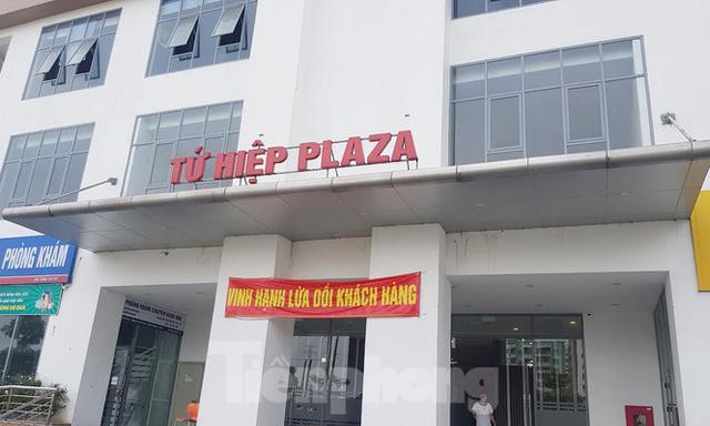 Cận cảnh khu chung cư bị đề nghị thanh tra vì làm mất đường đi ở Hà Nội  - Ảnh 7.