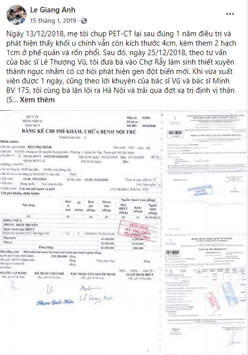 Mẹ mắc ung thư giai đoạn cuối, con trai XIN ĐƯỢC BÁN THÂN vay trả dần, làm không lương lấy tiền chữa bệnh cho mẹ - Ảnh 3.