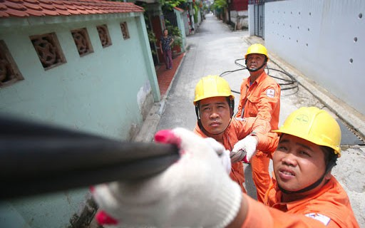 Hà Nội đảm bảo duy trì không mất điện mùa nắng nóng năm 2020 - Ảnh 1.