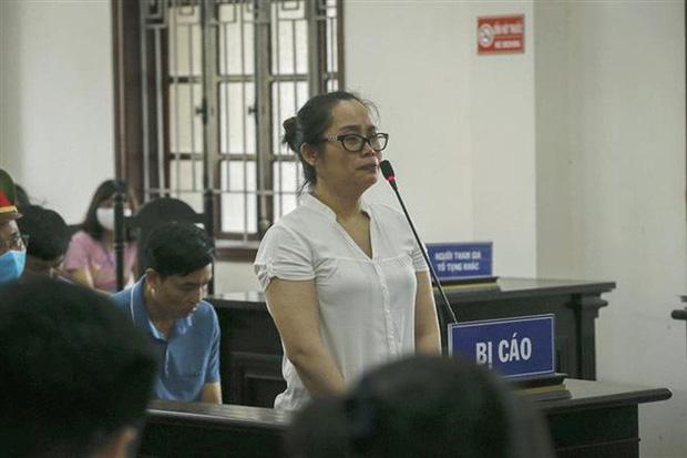 Những câu trả lời gây sốc tại phiên tòa xử gian lận điểm thi ở Hòa Bình - Ảnh 1.