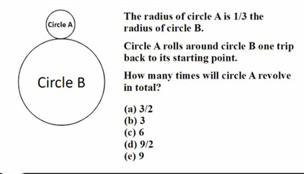 Bài toán siêu học búa chỉ 0,001% người giải được, nếu tìm ra đáp án đúng thì xin chúc mừng, IQ của bạn được xếp vào hàng tầm cỡ - Ảnh 1.