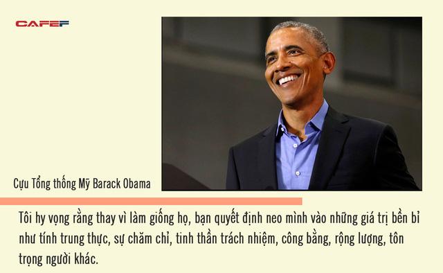 Bài phát biểu của ông Barack Obama tới thế hệ tốt nghiệp năm 2020: Lời nhắn nhủ trong 2 phút 20 giây khiến cả người trung niên cũng tâm phục  - Ảnh 2.