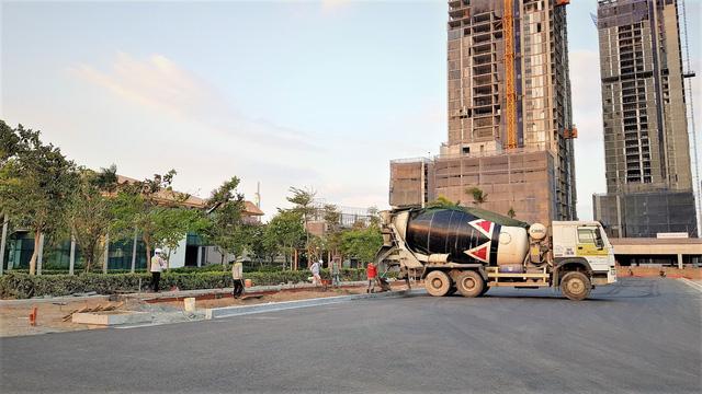 Hiện trạng dự án tỷ USD có tòa tháp 88 tầng ở TP HCM  - Ảnh 6.