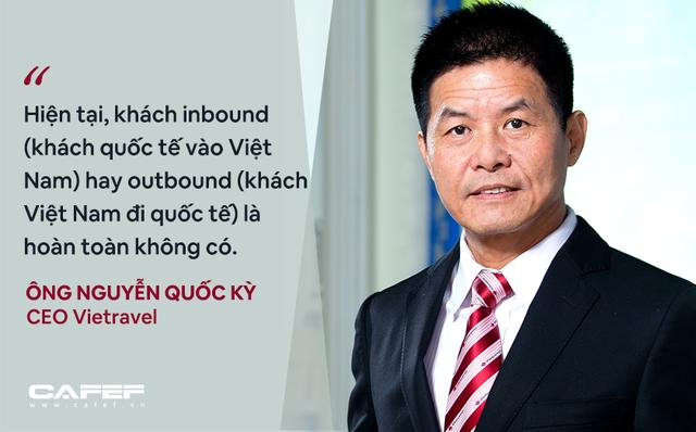CEO Vietravel: Bình thường mới của ngành du lịch Việt Nam là không có khách hoặc rất ít khách nên cần kích cầu mạnh!  - Ảnh 2.