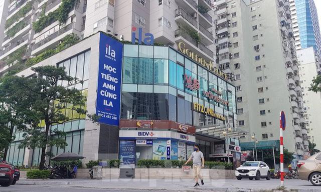 Cận cảnh khu đất công làm bãi xe biến hình thành cao ốc ở Hà Nội  - Ảnh 6.