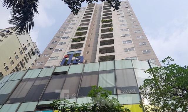Cận cảnh khu đất công làm bãi xe biến hình thành cao ốc ở Hà Nội  - Ảnh 9.