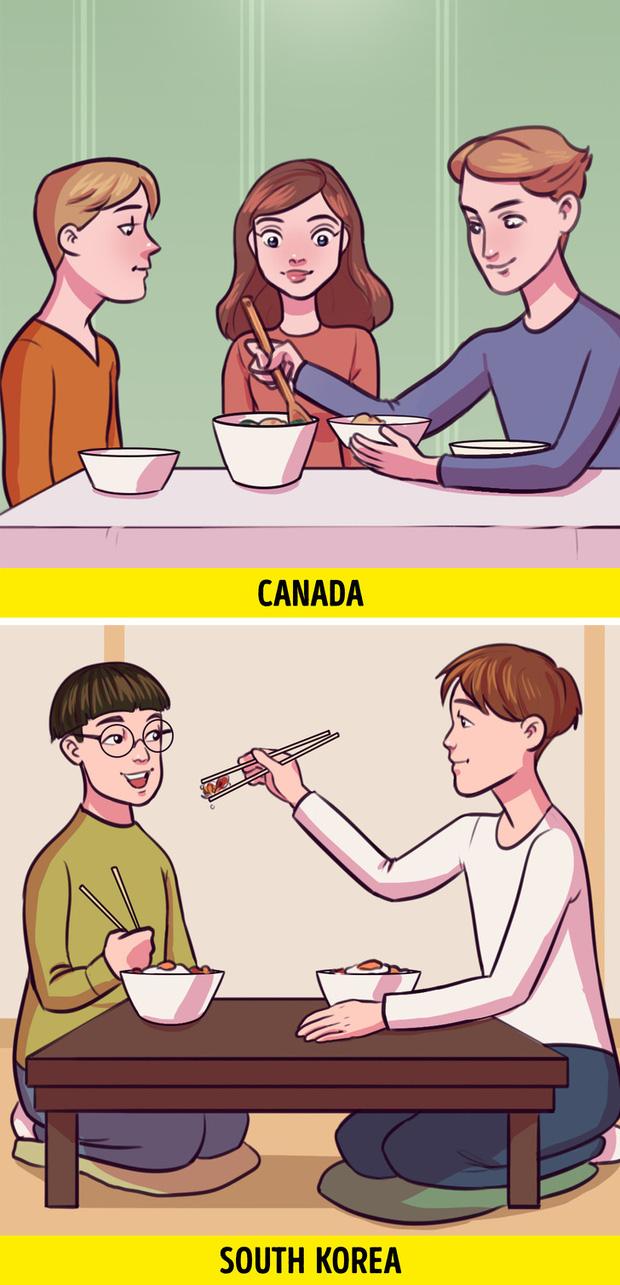 Thế nào là shock văn hóa: 7 quy tắc đặc biệt từ các quốc gia trên thế giới khiến người nước ngoài phải ngỡ ngàng khi đặt chân đến - Ảnh 6.