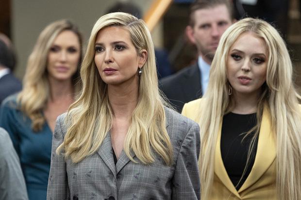 Con gái út cực phẩm nhưng kín tiếng của ông Trump: Tốt nghiệp trường luật, xử lý khéo quan hệ gia đình và tham vọng bước vào đế chế kinh doanh - Ảnh 2.