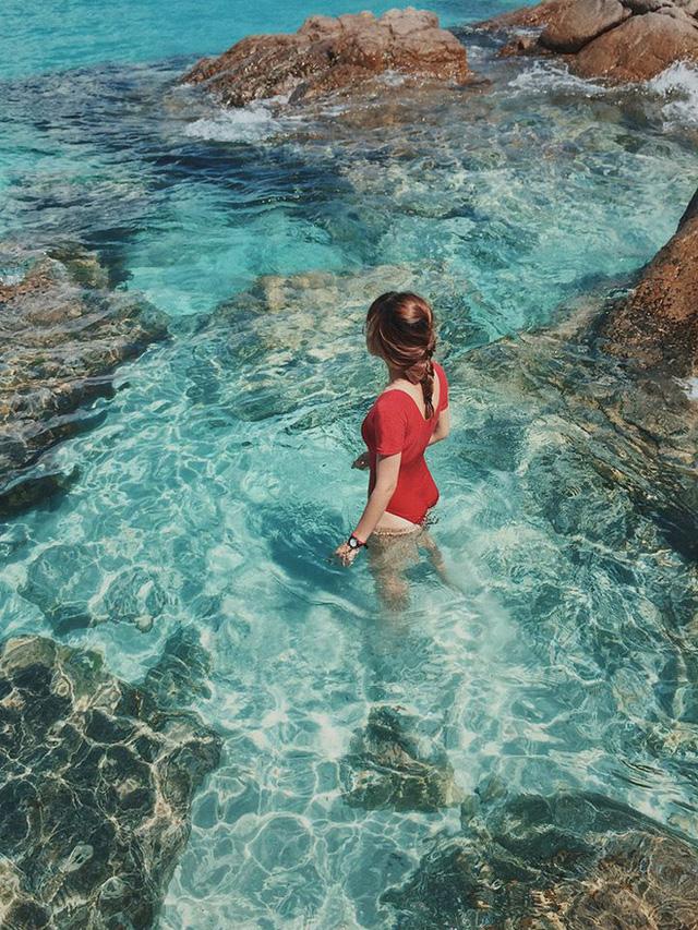 """5 thiên đường biển được mệnh danh """"tiểu Maldives"""" của Việt Nam: Chỗ nào cũng có làn nước xanh trong vắt, hè này phải check-in liền thôi!  - Ảnh 3."""