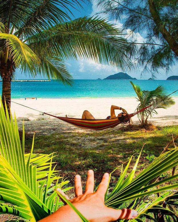 """5 thiên đường biển được mệnh danh """"tiểu Maldives"""" của Việt Nam: Chỗ nào cũng có làn nước xanh trong vắt, hè này phải check-in liền thôi!  - Ảnh 38."""