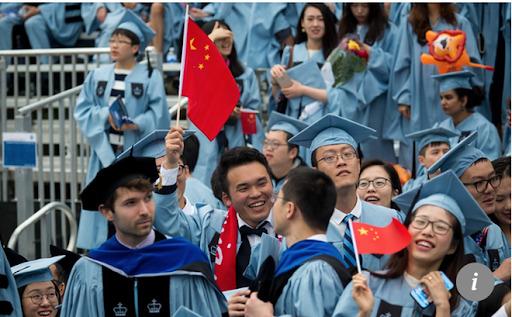 Vì Covid-19 nhà giàu Trung Quốc không còn mặn mà cho con đi du học hay tìm cách nhập cư nước ngoài - Ảnh 1.