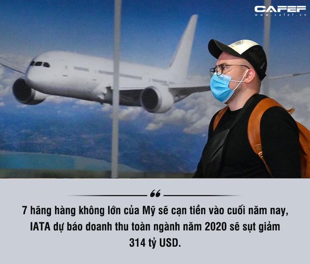 Giá vé máy bay sẽ đắt cắt cổ sau Covid-19? - Ảnh 2.