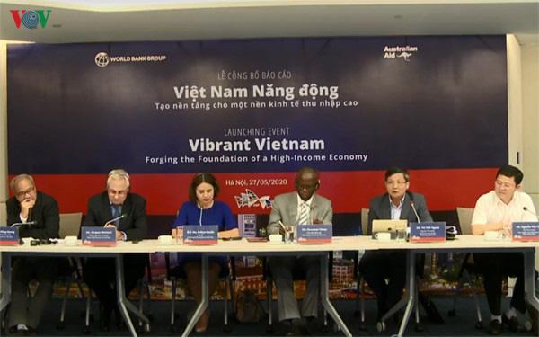 """WB """"hiến kế"""" giúp Việt Nam duy trì tăng trưởng chất lượng cao  - Ảnh 1."""