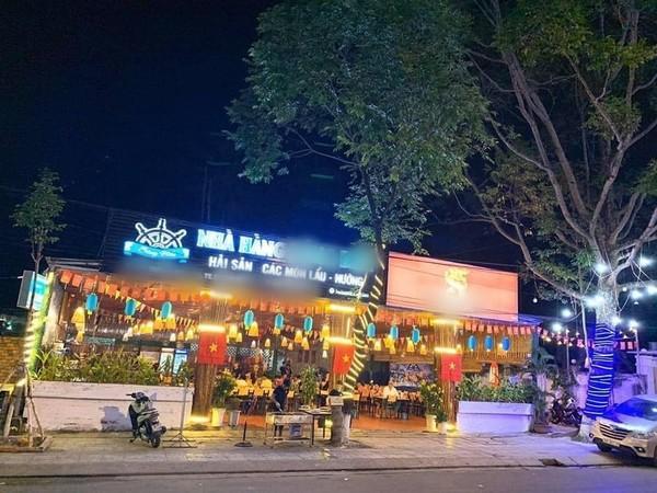 Nhà hàng của MC Nguyên Khang tại Phú Quốc cháy rụi trong biển lửa  - Ảnh 4.