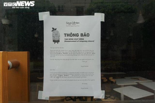Hàng loạt cửa hàng Soya Garden tại Hà Nội ngừng hoạt động  - Ảnh 5.