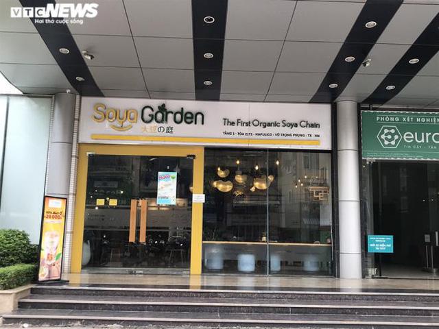 Hàng loạt cửa hàng Soya Garden tại Hà Nội ngừng hoạt động  - Ảnh 10.