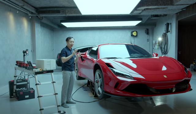 Chuyên gia spa siêu xe bóc tách garage của Cường Đô-la: Rất độc, rất đã, siêu sạch, đủ chuẩn làm xưởng chuyên nghiệp - Ảnh 1.