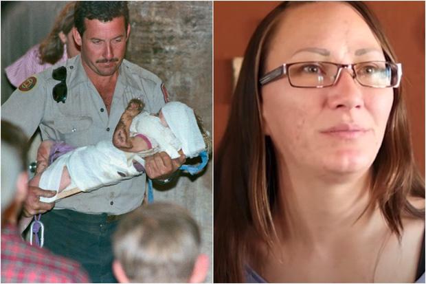 Cuộc giải cứu nghẹt thở trên truyền hình Mỹ: Bé gái được bế ra khỏi giếng hẹp khiến hàng triệu người vỡ òa và câu chuyện đáng buồn sau đó - Ảnh 5.