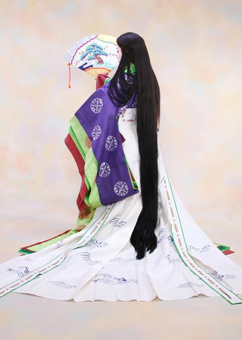 Điều ít biết về bộ trang phục 12 lớp, nặng 20kg đỉnh cao vẻ đẹp trang phục truyền thống Nhật Bản, Hoàng hậu Masako cũng từng mặc ngày đăng quang - Ảnh 10.