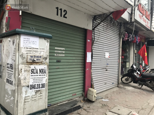 Phố kinh doanh sầm uất tại Hà Nội đồng loạt đóng cửa treo biển sang nhượng, cho thuê cửa hàng do ảnh hưởng bởi dịch COVID-19  - Ảnh 11.