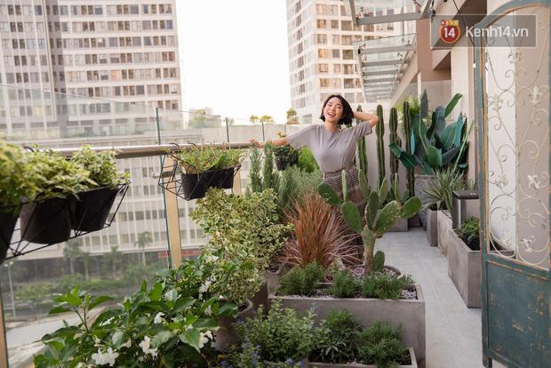 Căn hộ Châu Bùi tậu năm 22 tuổi: Nằm giữa khu trung tâm đắt đỏ, ban công siêu rộng và nội thất chỉ 200 triệu nhưng nhìn phát mê luôn - Ảnh 6.