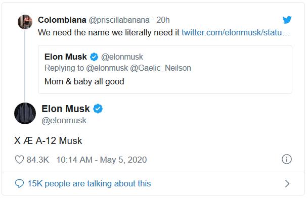 Dị như tên con của Elon Musk: Làm cả thế giới phát cuồng tìm cách đọc đúng - Ảnh 1.