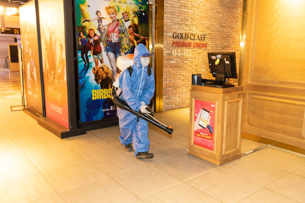 Hai tỉnh thành đầu tiên của Việt Nam công bố lịch mở cửa rạp chiếu phim hậu giãn cách xã hội - Ảnh 5.
