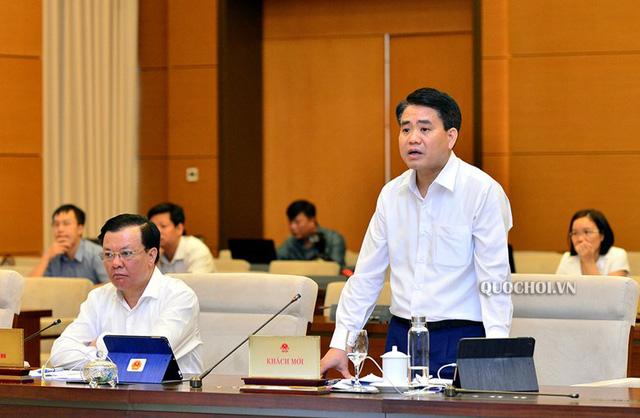 Hà Nội đề xuất giữ tiền thoái vốn DN để tự làm 2 tuyến đường sắt đô thị hơn 100.000 tỷ đồng - Ảnh 1.