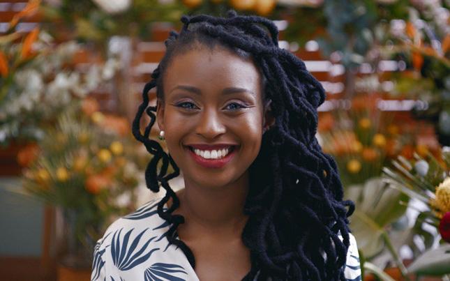 Nữ anh hùng trong mắt Bill Gates: Lớn lên giữa đại dịch HIV và hành trình giúp trẻ em Nam Phi hết suy dinh dưỡng