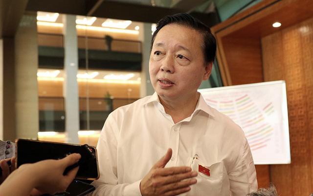 """Bộ trưởng Trần Hồng Hà: """"Anh xả nhiều rác thì phải trả nhiều tiền""""  - Ảnh 1."""