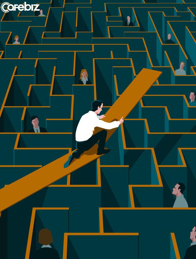 Gửi những người trẻ mới đi làm: Phải cố hết sức mà chạy, chạy không ngừng nghỉ, chạy lao về phía trước - Ảnh 1.