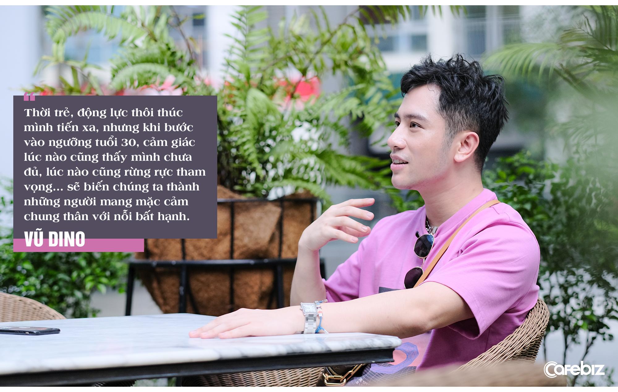 Food Blogger Vũ Dino: 'Trước tuổi 30 chớ nên tiết kiệm tiền, vì tiết kiệm cũng chẳng được bao nhiêu; thứ bạn nên tích luỹ nhất là kinh nghiệm và trải nghiệm' - Ảnh 6.