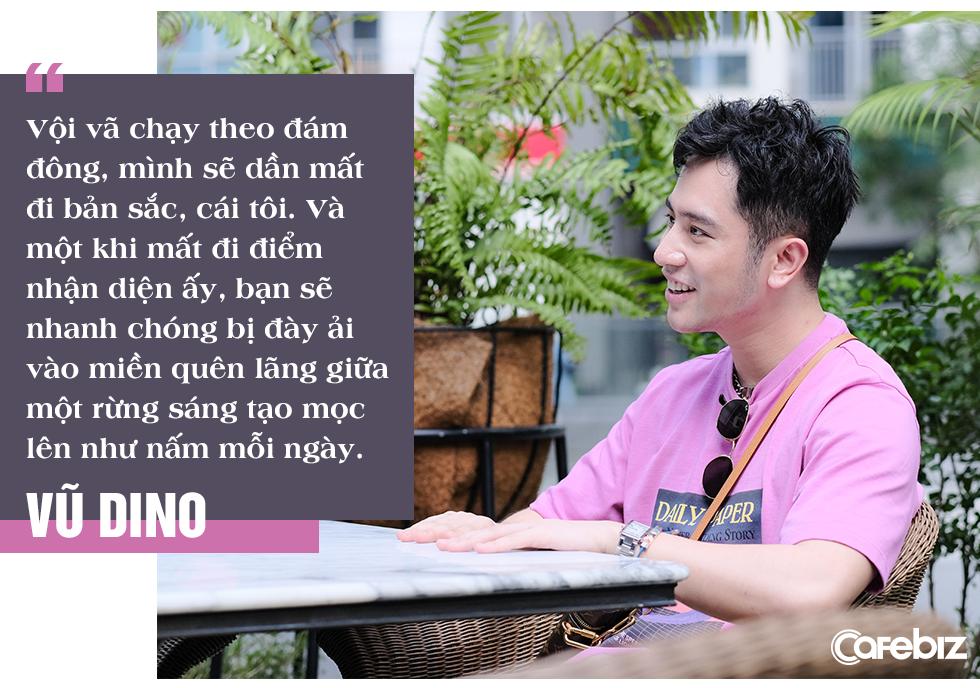 Food Blogger Vũ Dino: 'Trước tuổi 30 chớ nên tiết kiệm tiền, vì tiết kiệm cũng chẳng được bao nhiêu; thứ bạn nên tích luỹ nhất là kinh nghiệm và trải nghiệm' - Ảnh 8.