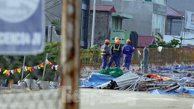 Con đường nghìn tỉ tại Hà Nội dự kiến thông xe vào 30/9  - Ảnh 11.