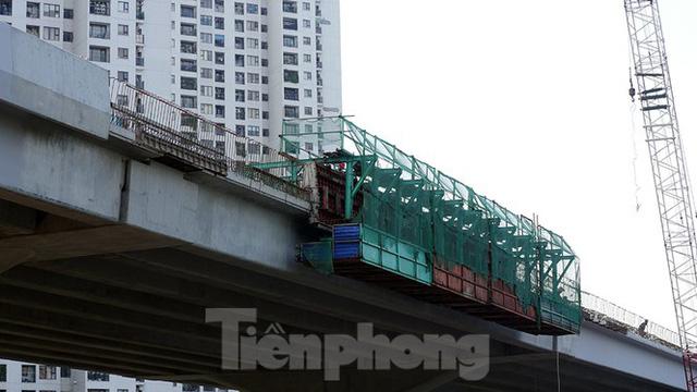 Con đường nghìn tỉ tại Hà Nội dự kiến thông xe vào 30/9  - Ảnh 13.