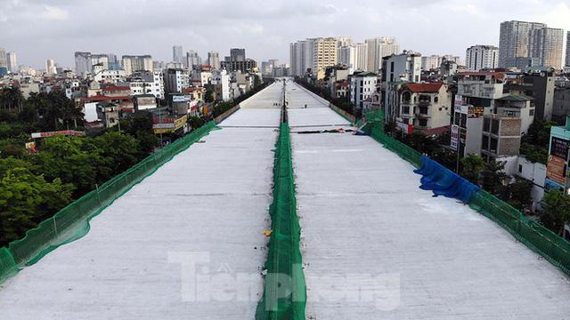 Con đường nghìn tỉ tại Hà Nội dự kiến thông xe vào 30/9  - Ảnh 6.