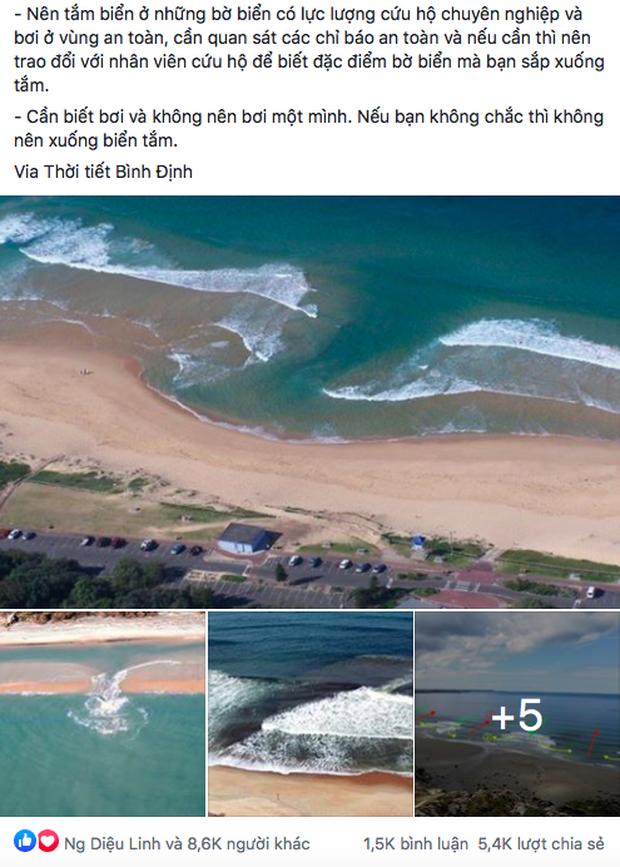 Cảnh báo về mối nguy hiểm mới xuất hiện ở các bãi biển Việt Nam có thể gây hại đến tính mạng của du khách mùa hè này: Không thể coi nhẹ! - Ảnh 1.