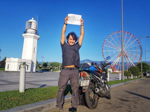 Chàng trai đi phượt bằng xe máy suốt hơn 3 năm qua 62 quốc gia, 6 châu lục sẽ trở về Việt Nam vào ngày mai - Ảnh 8.