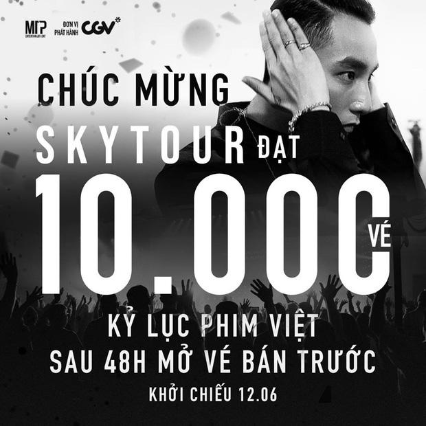 Giải mã doanh thu của SKY Tour Movie: Sơn Tùng lập kỉ lục nhưng con số không hoành tráng như chúng ta vẫn nghĩ - Ảnh 10.