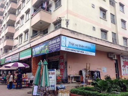 Hà Nội cấm dùng tầng 1 nhà tái định cư để cho thuê và kinh doanh  - Ảnh 1.