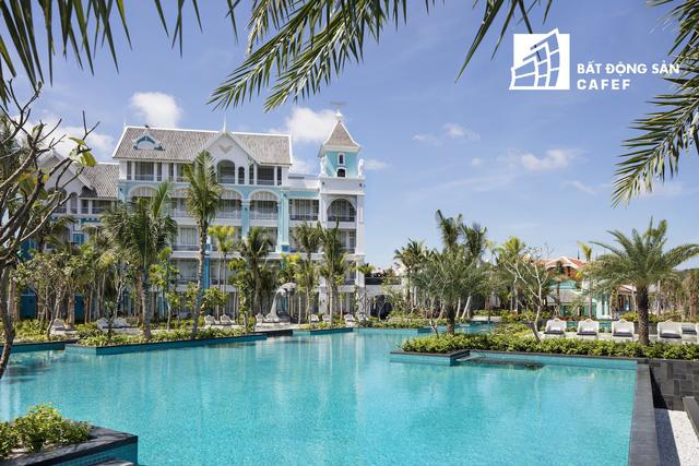 Những thiên đường nghỉ dưỡng Việt Nam thay da đổi thịt nhờ các dự án BĐS du lịch cao cấp  - Ảnh 2.