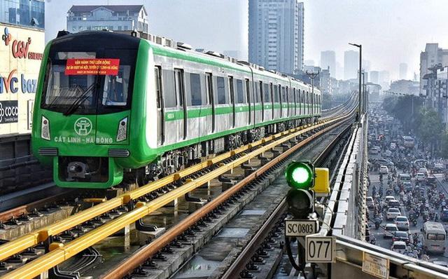 Chủ tịch Hà Nội Nguyễn Đức Chung trả lời một loạt vấn đề về đường sắt Cát Linh-Hà Đông  - Ảnh 1.