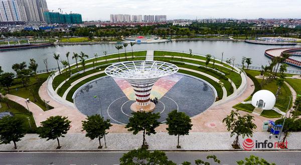 Bên trong Công viên Thiên văn học Hà Nội có gì đặc biệt? - Ảnh 2.