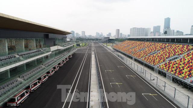 Nhìn gần đường đua F1 cực khác lạ tại Hà Nội trước thông tin sẽ đua cuối năm nay  - Ảnh 4.