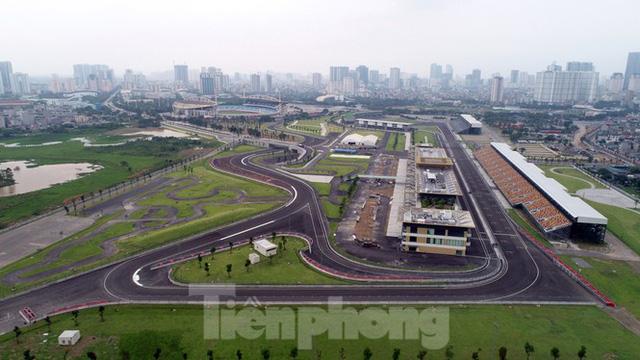 Nhìn gần đường đua F1 cực khác lạ tại Hà Nội trước thông tin sẽ đua cuối năm nay  - Ảnh 5.